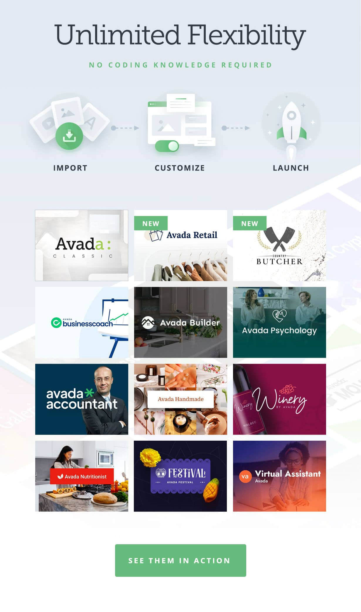 Avada – Website Builder For WordPress & WooCommerce