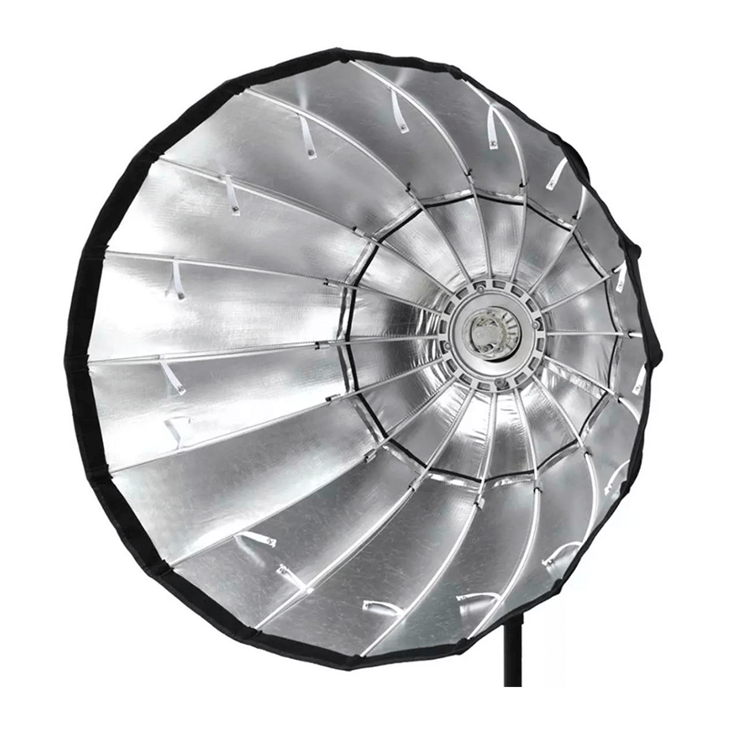 Godox P90L Deep Parabolic Softbox Bowens Mount Adapter Ring