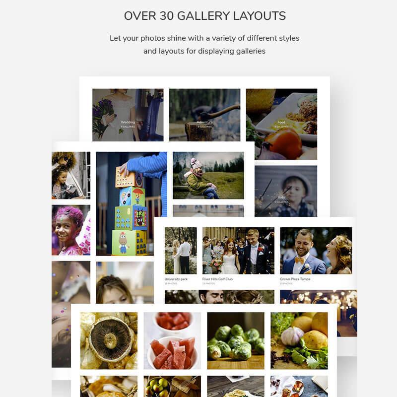 Pinhole Photography Portfolio & Gallery Theme for WordPress