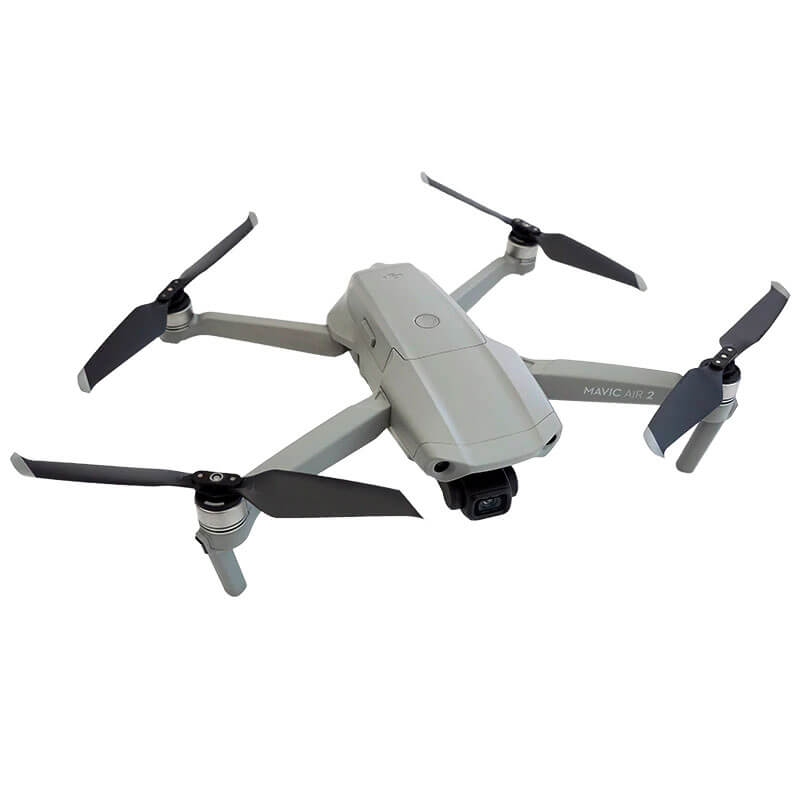Platinum DJI Mavic Air 2 RC Drone