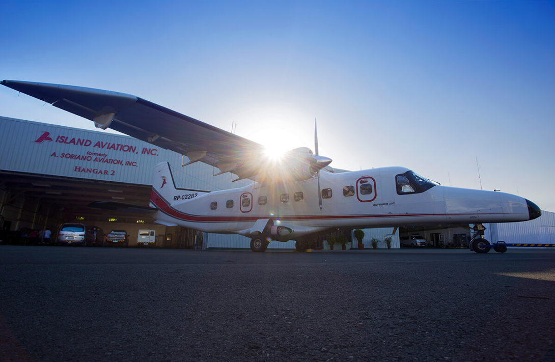 JAMIR - Corporate Photography - Island Aviation