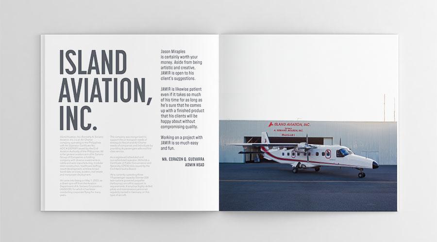 Jason Miraples - Island Aviation Testimony